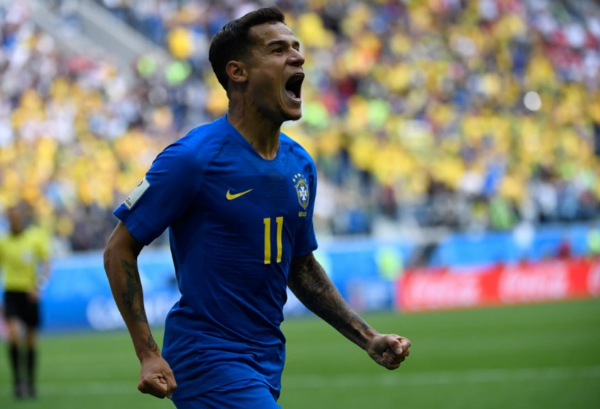 Brasil x Costa Rica - Coutinho 2e1f503c27877