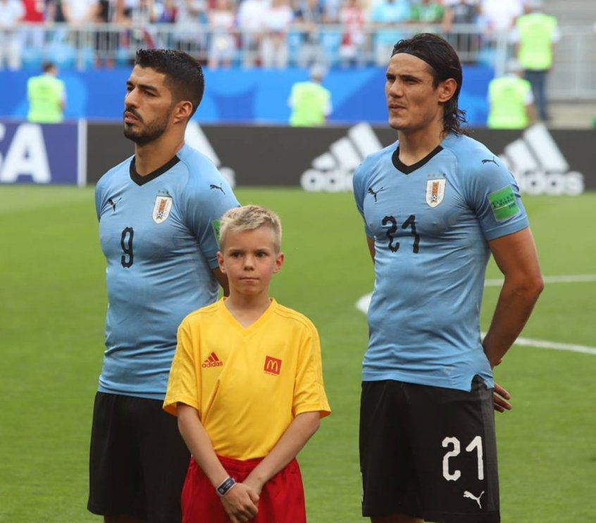 ¿Cuánto mide Edinson Cavani? - Altura - Real height 5b3a013aac07f