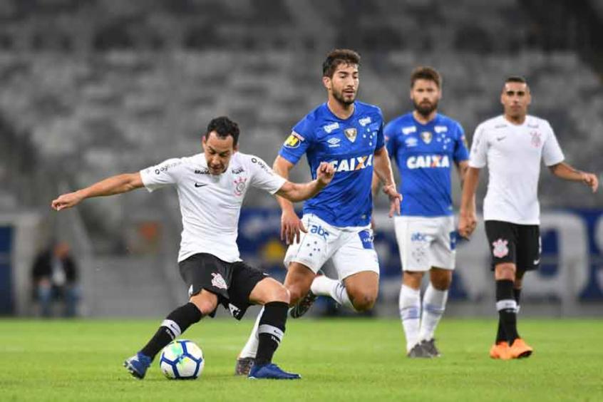 Amistoso Levado A Sério Corinthians E Cruzeiro Se Enfrentam