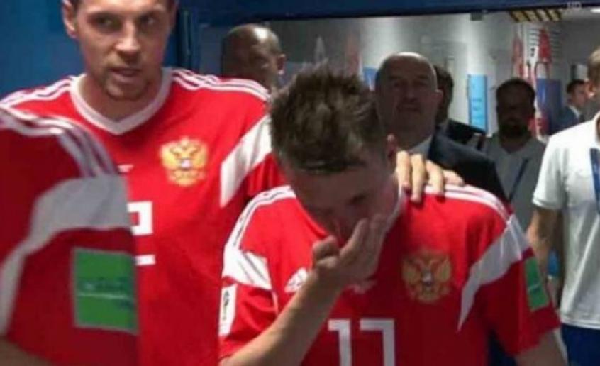 Médico da Rússia confirma que atletas inalaram amônia na Copa c34a4868dfac5