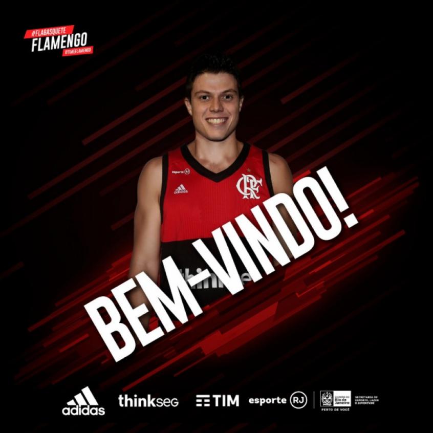 Davi Rossetto - Flamengo