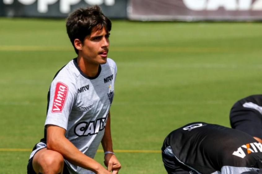 d119b50a72 Blanco sofreu a lesão no mesmo joelho que o tirou dos campos em 2018-  (Foto  Bruno Cantini  Atlético-MG)