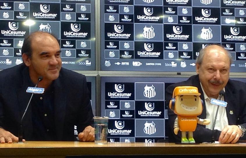9d6794563e9b7 Santos tem negociação em  50%  por Derlis González e Joaquin Ardaíz ...