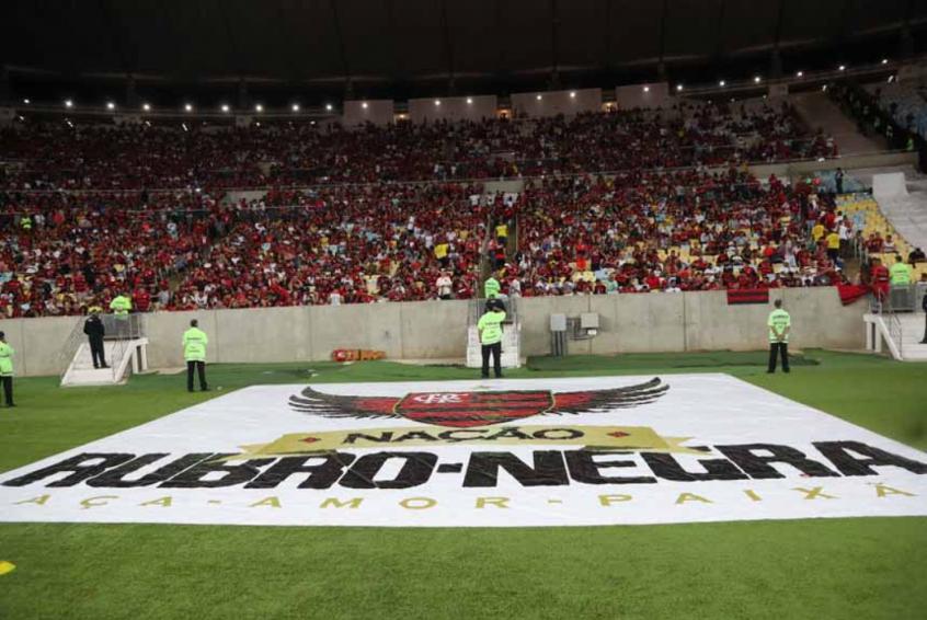 Torcida do Flamengo esgota ingressos para partida contra o Ceará 2877518dedefa