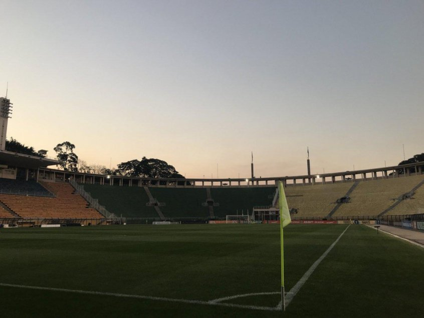 6df82d283c Pacaembu terá Palmeiras x Grêmio no próximo domingo