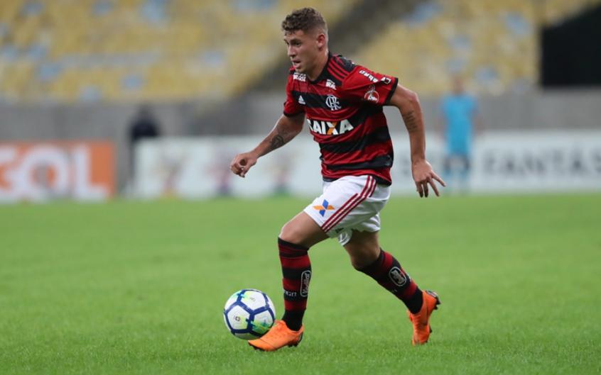 Flamengo negocia empréstimo de Matheus Savio para o CSA  56ba3fbd9a6d2