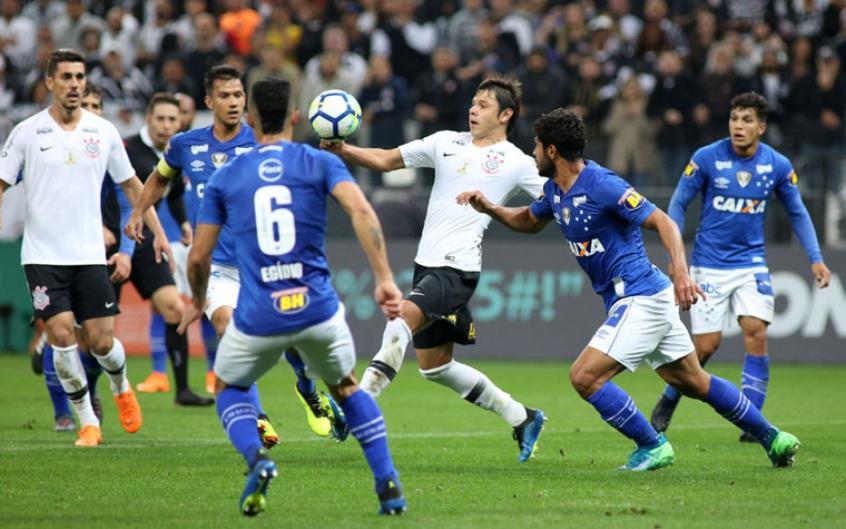 Lance Espresso O Jogo De Xadrez Entre Corinthians E Cruzeiro Lance