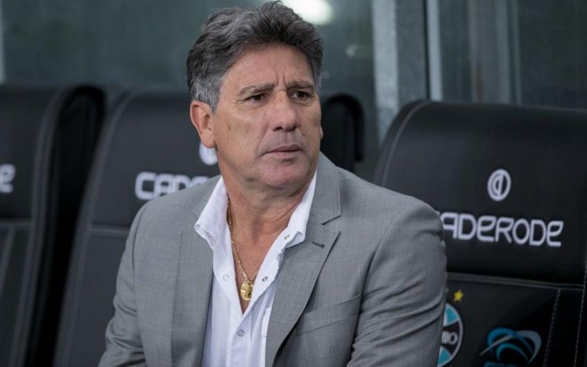 Principal aposta do Flamengo para 2019, Renato Ga�cho fala sobre renova��o com o Gr�mio