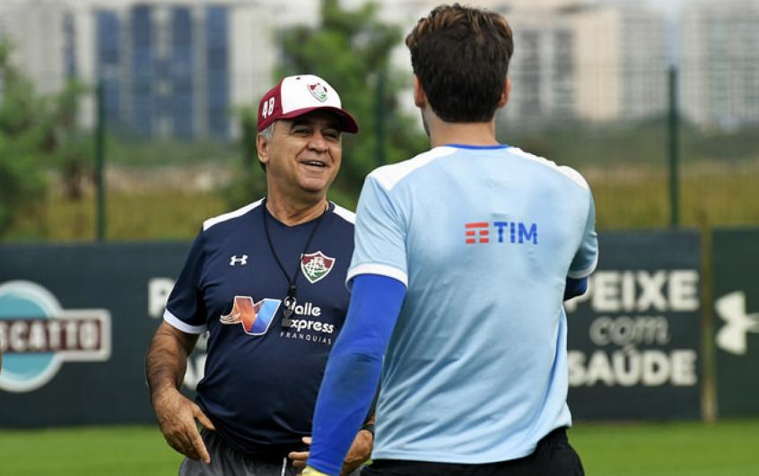 Entre erros e acertos  Marcelo Oliveira tem semana livre com o Flu ... 90f64e2e23487