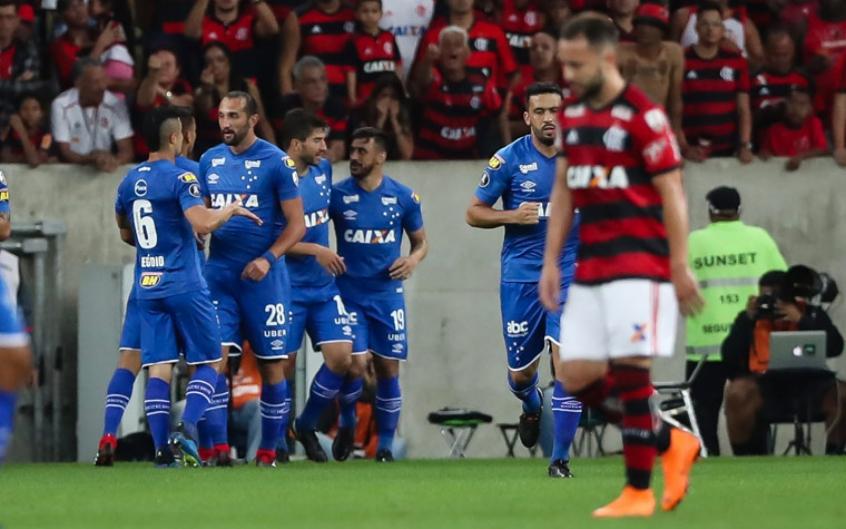 7e7c6723bc Flamengo x Cruzeiro