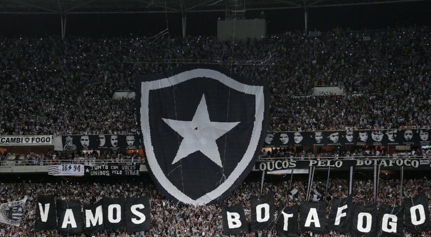 Ingressos  Botafogo repete promoção para jogo contra o Internacional ... 859481576f52f
