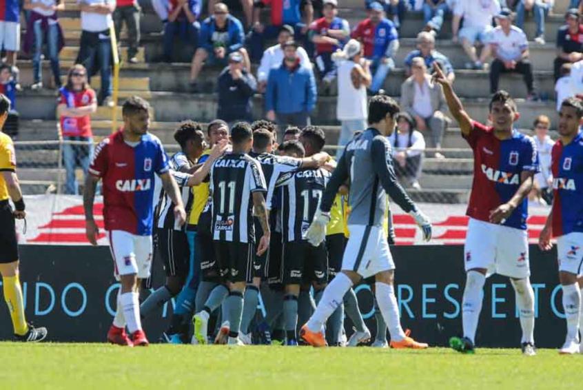 Paraná x Botafogo