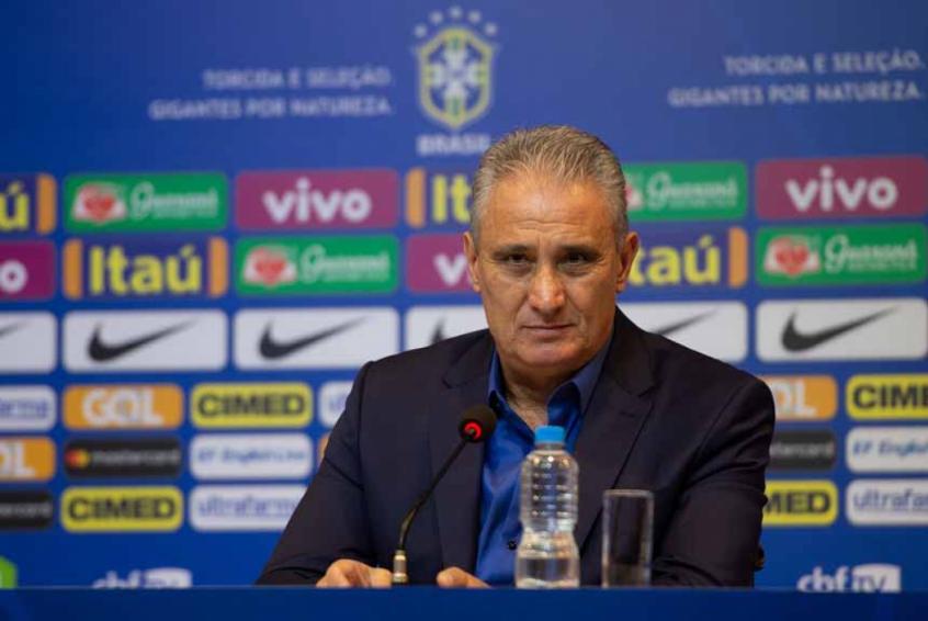 Resultado de imagem para tite convoca seleção brasileira para amistosos