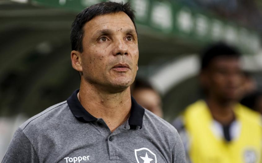 Zé Ricardo é o quarto treinador do Botafogo no ano (Foto  Rodrigo  Gazzanel RM Sports) 0c03e22bf0e4e
