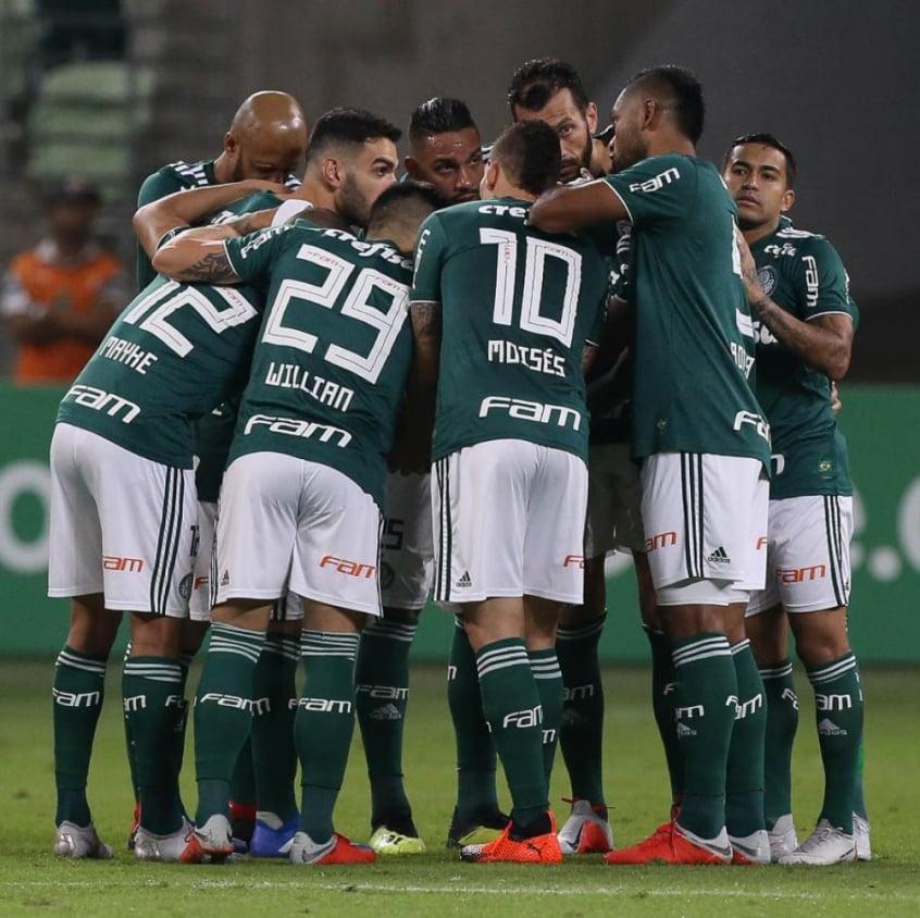 Perto de acordo com Globo, Palmeiras volta a passar no SporTV nesta 4ª