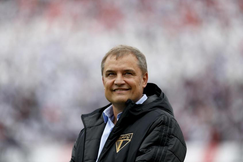 Leco assume ter procurado Aguirre para renovar com o São Paulo  0ef4290441fc2