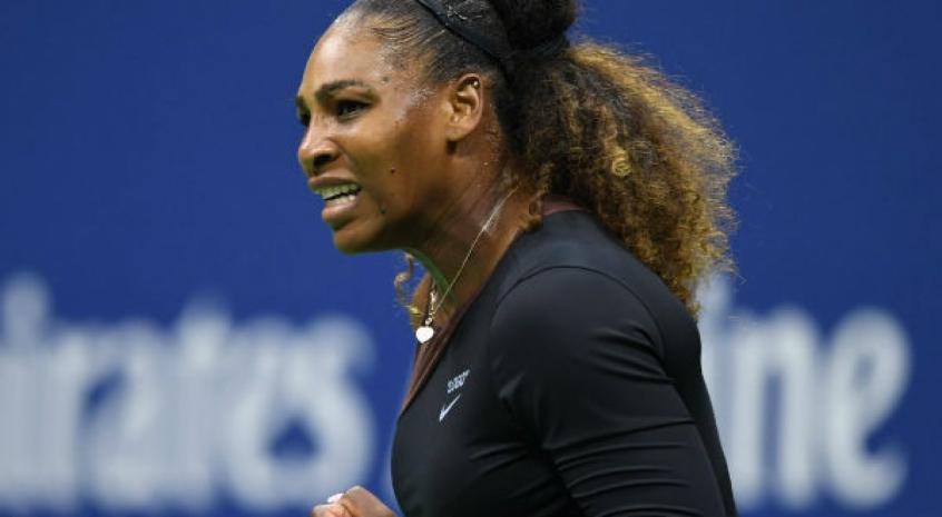 b2d6980bd0 Serena credita punição a sexismo e decreta   Seguirei lutando pelas ...