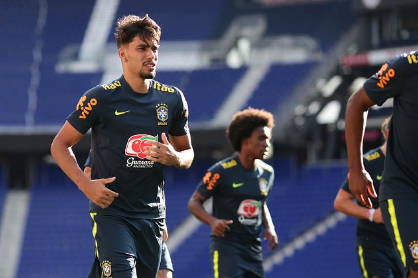 e8bdd5ac4f5a6 Paquetá herda a  10  de Neymar na Seleção Brasileira  veja numeração ...
