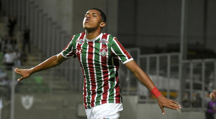 Fluminense recusa proposta da Roma pelo atacante Marcos Paulo  9cd16f245d1e5