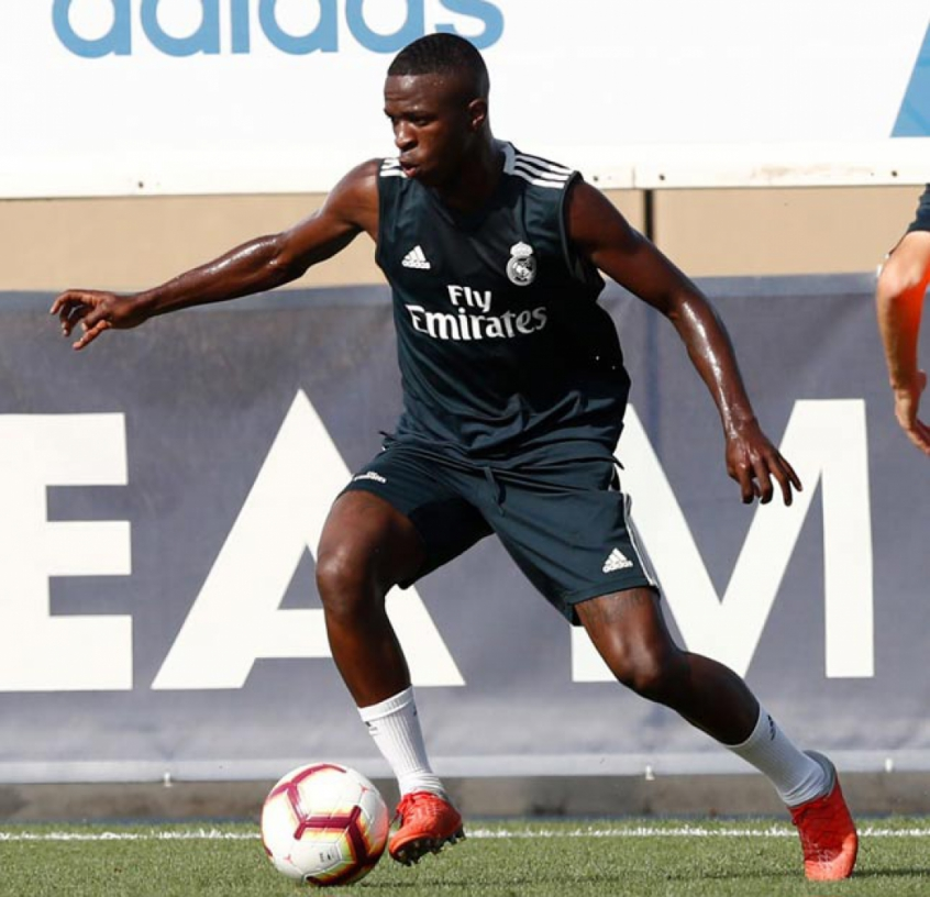 Vinícius Junior - Real Madrid
