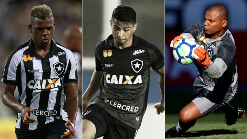 Retornos de lesionados podem ajudar Botafogo em sequência no ... a781fe51bdb0d
