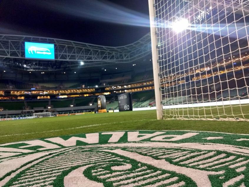 6e055bb648 Palmeiras recebe Colo-Colo pelo jogo de volta das quartas de final da  Libertadores na próxima quarta (Divulgação)