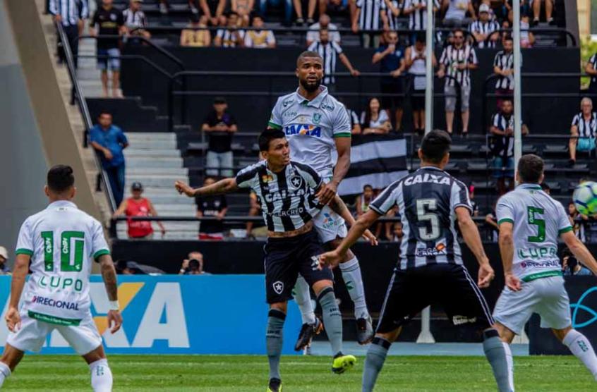 Botafogo x América MG