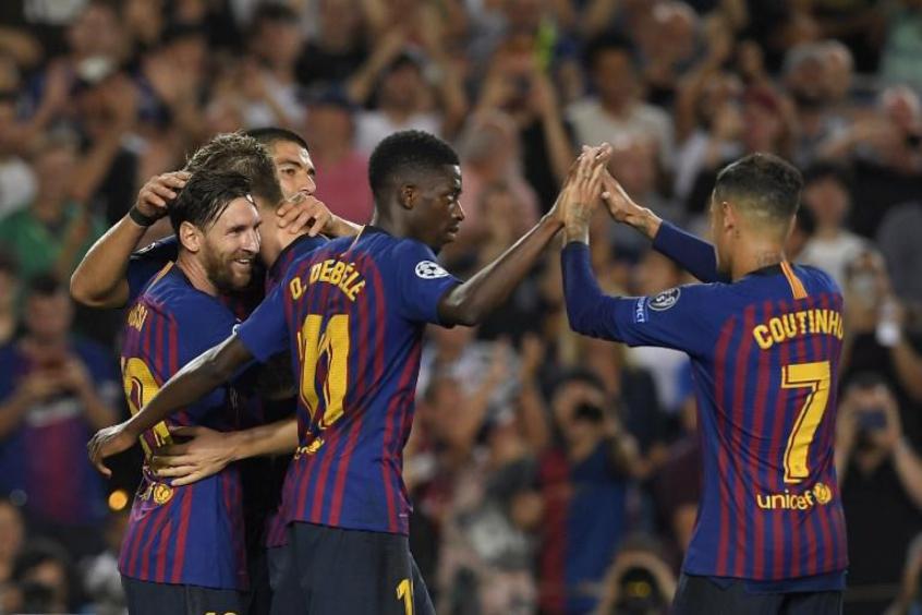 Quem quer dinheiro ! Barcelona prevê receita bilionária para 2019 ... 888da7ab918b4