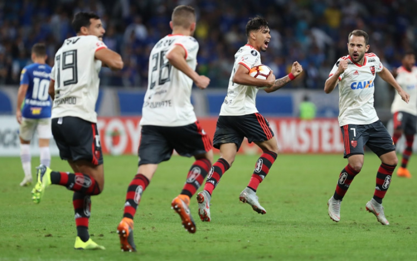 Cruzeiro 0x1 Flamengo - 8ª Libertadores