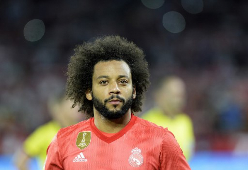 Marcelo - Sevilla x Real Madrid
