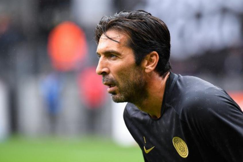 Buffon diz que Verratti é o único italiano com talento atualmente ... 78f9601b80d1c