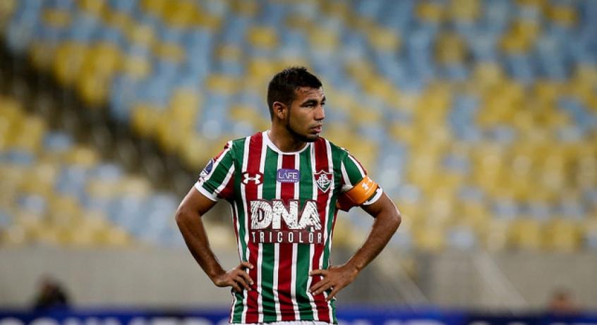 Sornoza - Fluminense x Deportivo Cuenca