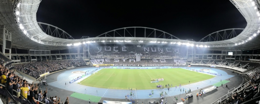 Niltão  veja como comprar ingresso para a estreia do Botafogo em ... 6e7901cd34170