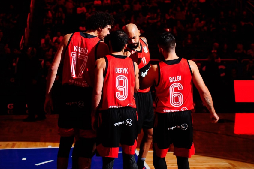 Flamengo x Orlando Magic