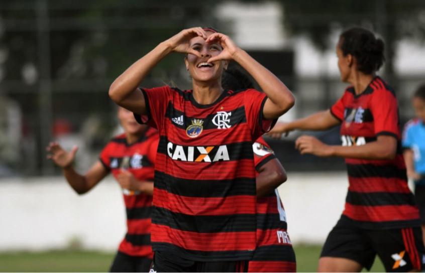 031eaf19f8 Artilheira do Brasileiro Feminino, Dany Helena fala em 'luta por ...