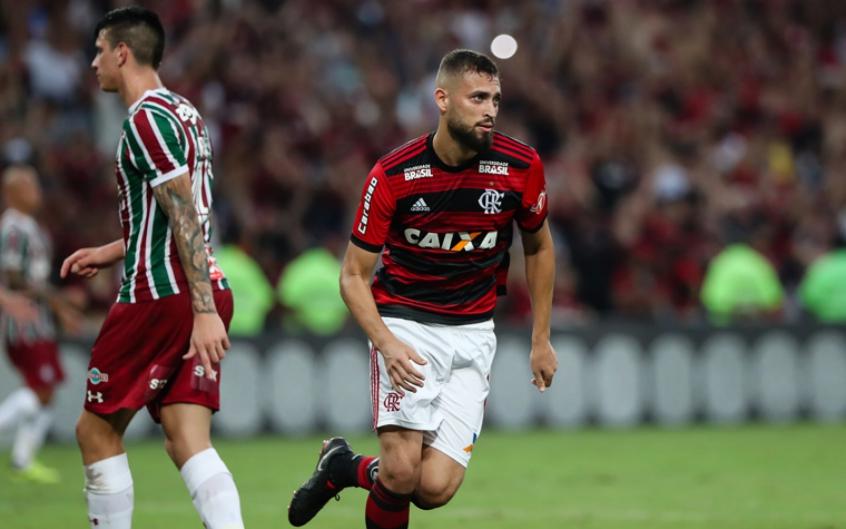 Flamengo x Fluminense - Leo Duarte c3118490a82fe