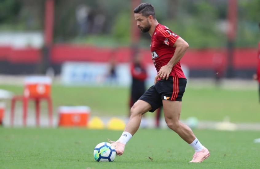 O possível retorno de Diego e o dilema de Dorival Jr no Flamengo ... 4147dba068bfe