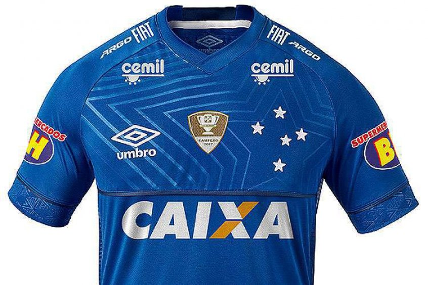 acc778a937 Cruzeiro diz que novo patrocínio do clube será ao  estilo Crefisa ...
