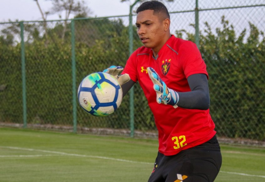 Mailson - Goleiro do Sport