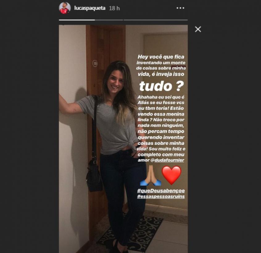 paquetá whatsapp