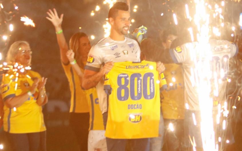 Derrota frustra festa para Fábio e dos torcedores do Cruzeiro