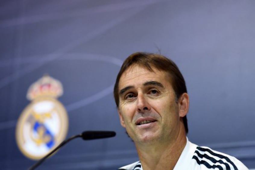 Lopetegui - Real Madrid