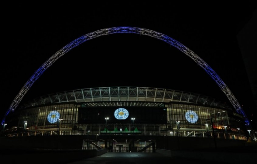 Wembley for Leicester