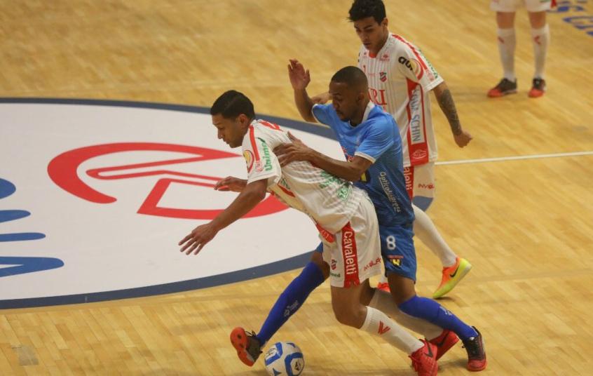 2ca7c1f29d Minas x Atlântico - Liga de Futsal