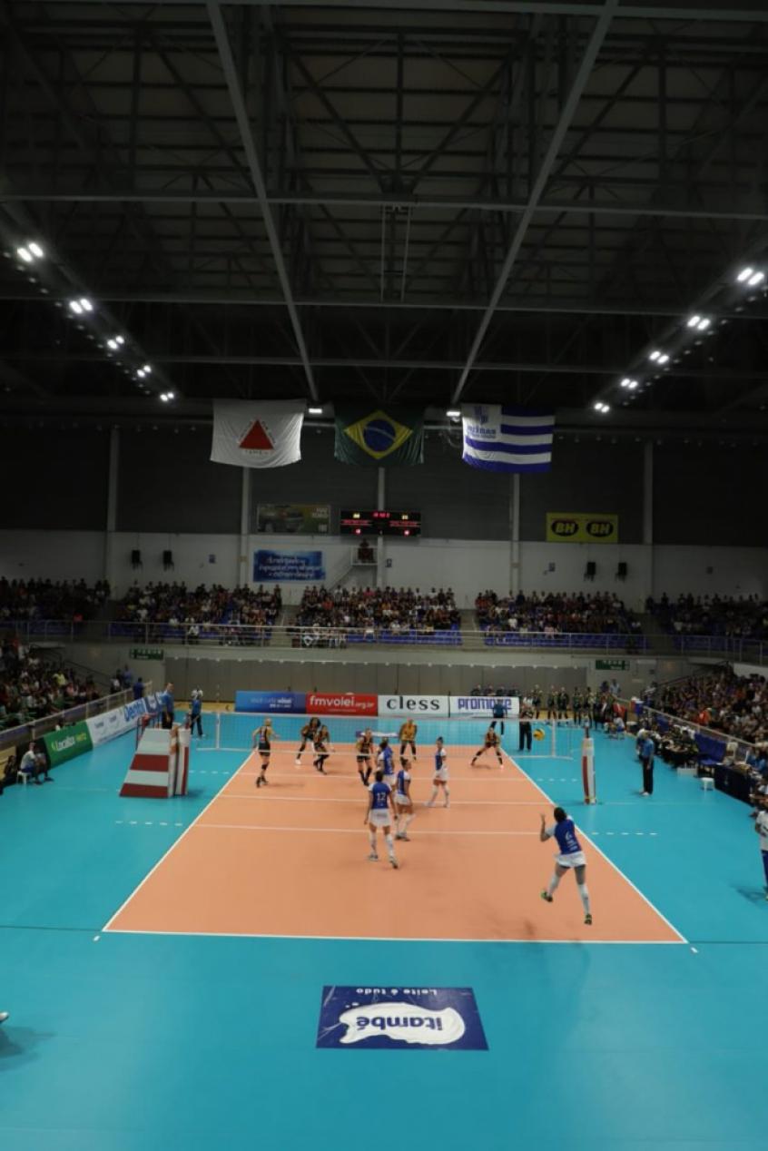 Minas x Praia Clube