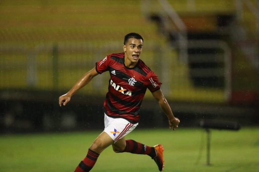 Flamengo x São Paulo - Copa do Brasil Sub-17