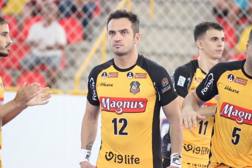 Futsal  veja o que cada equipe precisa fazer para avançar às semis da Liga   39fa66705806c