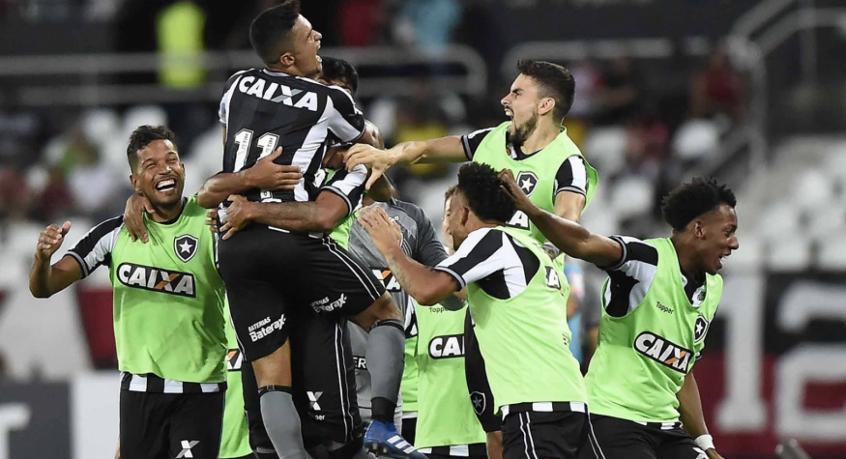 Botafogo é inteligente ef81bf222ce86