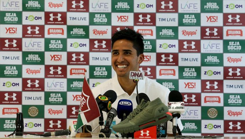 Igor Julião pede foco do Flu contra o Palmeiras e celebra sequência ... 1ad4150b5ae8b