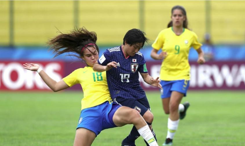 Brasil busca classificação na Copa do Mundo de futebol feminino sub ... 293634eca86dc